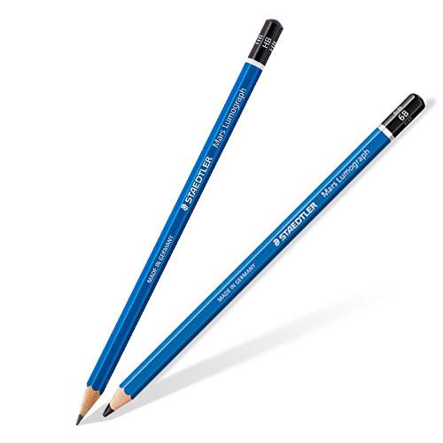 مدادهای 6B و HB