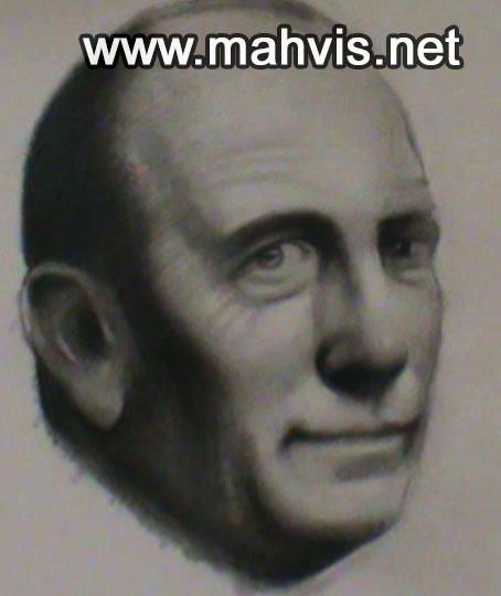 مرحله چهارم – افزودن تدریجی جزئیات چهره