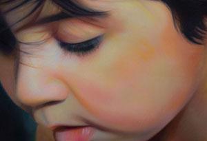 تدریس نقاشی رنگ روغن