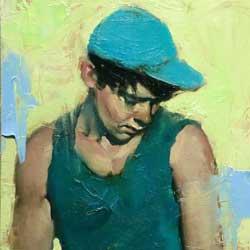 نقاش امریکایی معاصر لیپکه