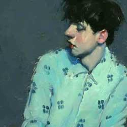 مالکوم لیپکه نقاش امریکایی