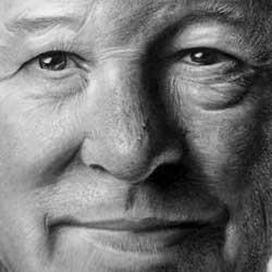 طراحی چهره سر آلکس فرگوسن